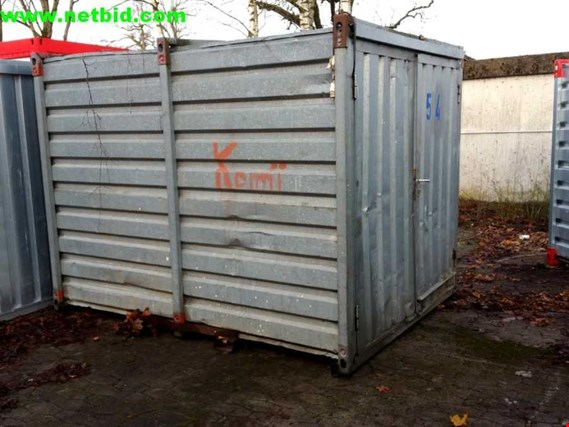 2 materialcontainer 59 54 gebraucht kaufen auction premium. Black Bedroom Furniture Sets. Home Design Ideas