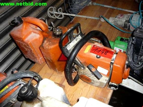 stihl ms 260 motorkettens ge gebraucht kaufen auction. Black Bedroom Furniture Sets. Home Design Ideas