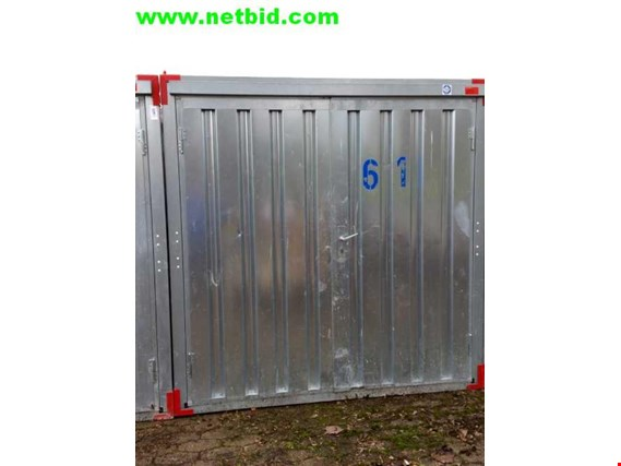 materialcontainer 61 gebraucht kaufen auction premium. Black Bedroom Furniture Sets. Home Design Ideas