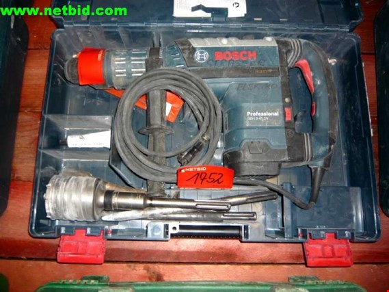 Used Bosch GBH 8-45 DV Professional Bohrhammer for Sale