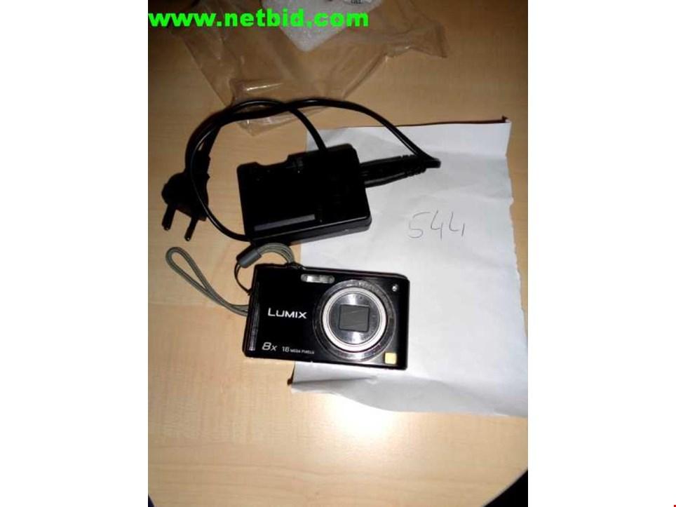panasonic dmc fs35 digitalkamera gebraucht kaufen auction. Black Bedroom Furniture Sets. Home Design Ideas