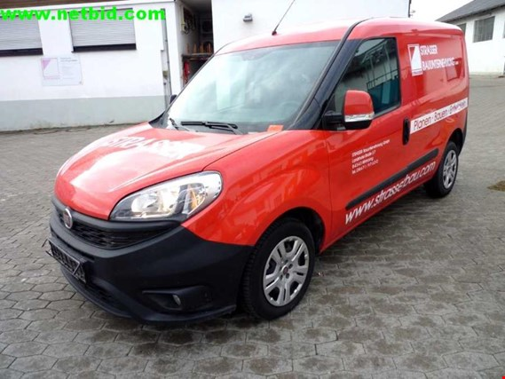 fiat doblo sx 1 6 multijet 100 kasten transporter. Black Bedroom Furniture Sets. Home Design Ideas