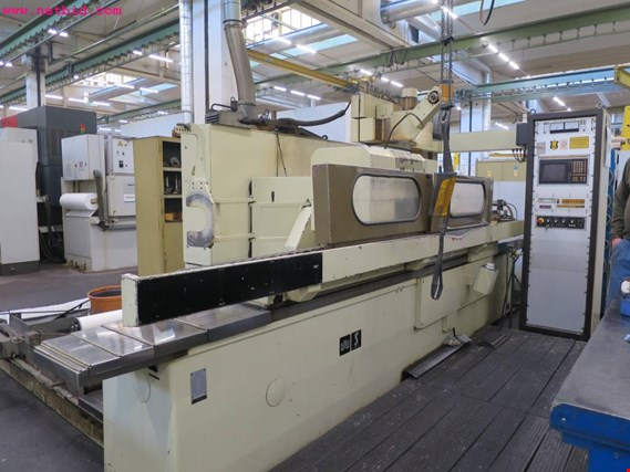 Used WMW SA6/2CNCx1500 external grinding machine for Sale (Trading Premium)