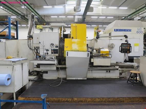 Used Numerik/Roweig SI8/1S/NCx500 CNC-internal grinding machine for Sale (Trading Premium)