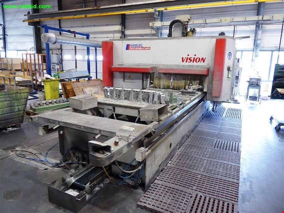 Used Reichenbacher Vision 1PR CNC machining center - please note: conditional sale for Sale (Trading Premium)