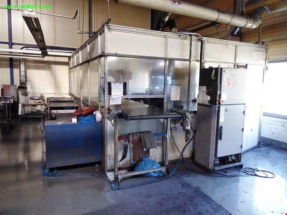 Used SHL Roboter Polieranlage robot polishing cell - please note: conditional sale for Sale (Trading Premium)