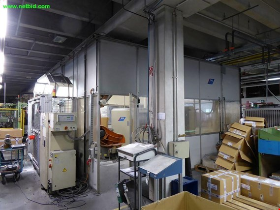 Used SHL Roboter Polieranlage robot polishing cell for Sale (Trading Premium)