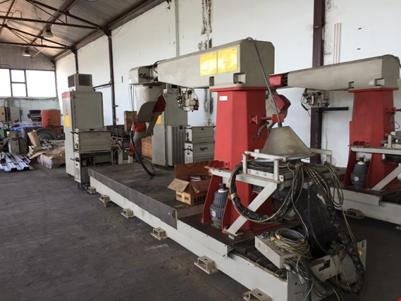 Online Auction Metal processing and foundry machines