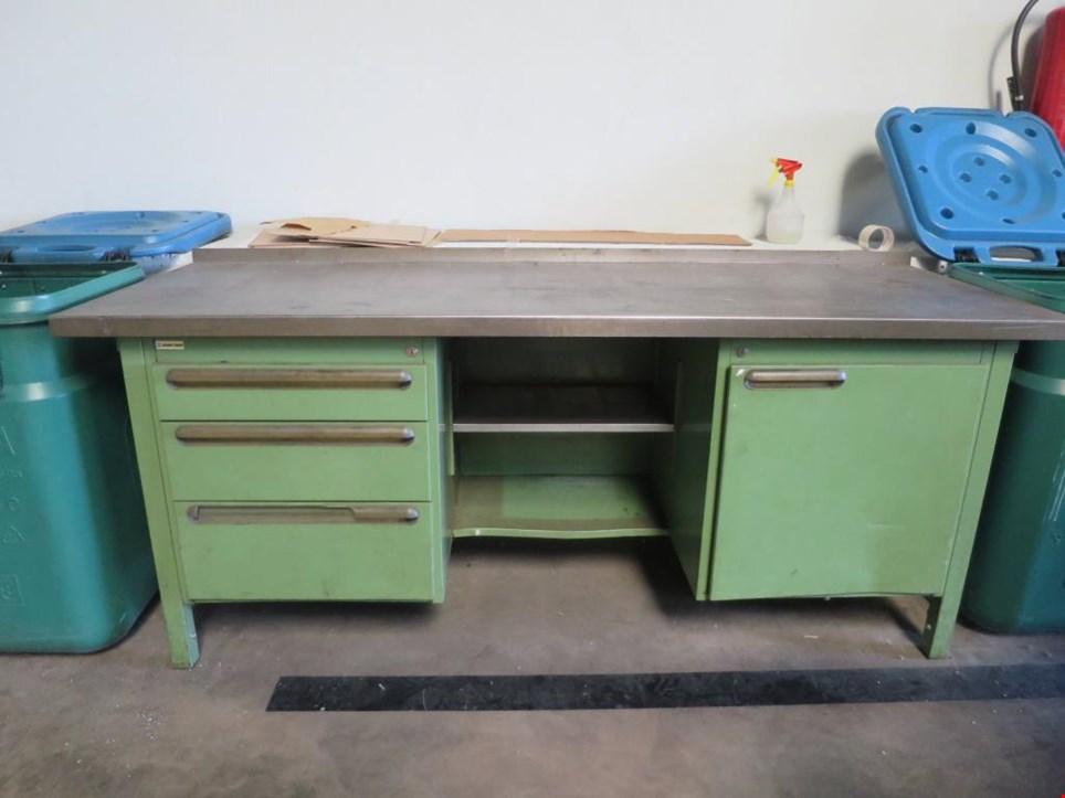 kaiser kraft werkbank gebraucht kaufen trading premium. Black Bedroom Furniture Sets. Home Design Ideas