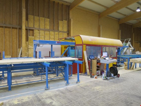 Online Insolvency Auction Joinery Machine Woodworking Machines And