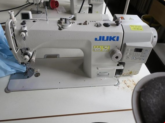 Insolvency auction sewing machines and equipment
