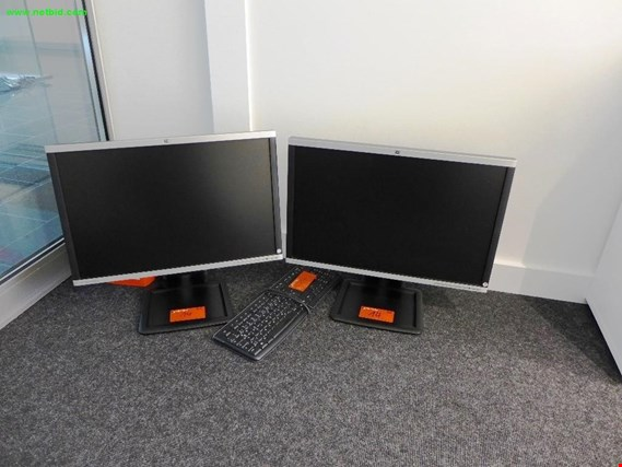 hp compaq la2405wg 2 24 monitore gebraucht kaufen auction premium. Black Bedroom Furniture Sets. Home Design Ideas
