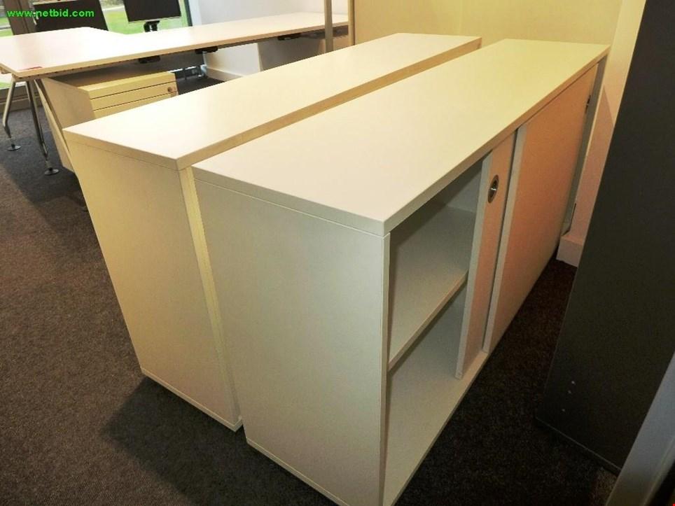vitra schreibtisch winkelkombination gebraucht kaufen trading premium. Black Bedroom Furniture Sets. Home Design Ideas