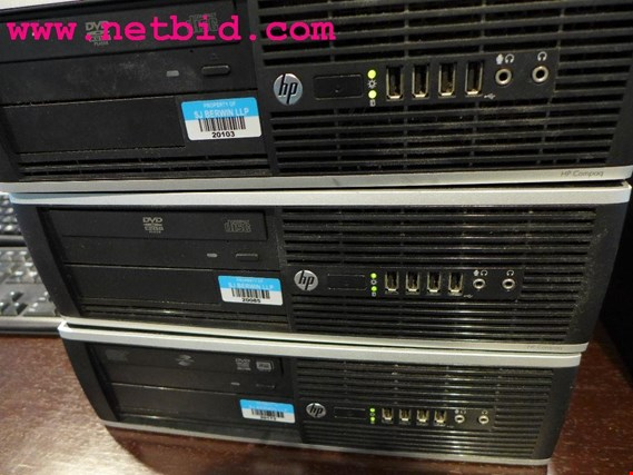 Used HP Compaq 8200 Elite Small Form Factor PC for Sale