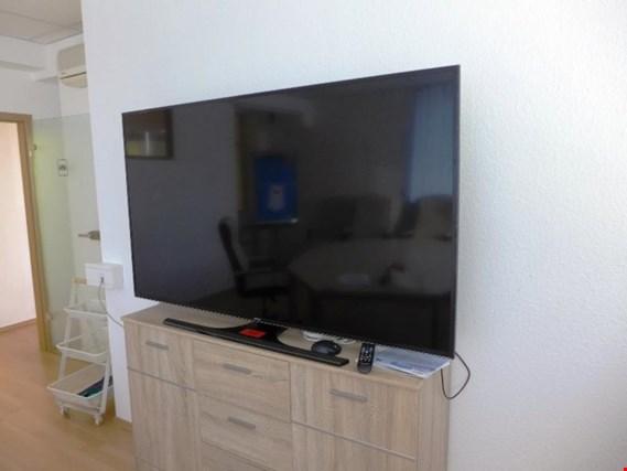 samsung ue65ju6450u led backlight fernseher gebraucht. Black Bedroom Furniture Sets. Home Design Ideas