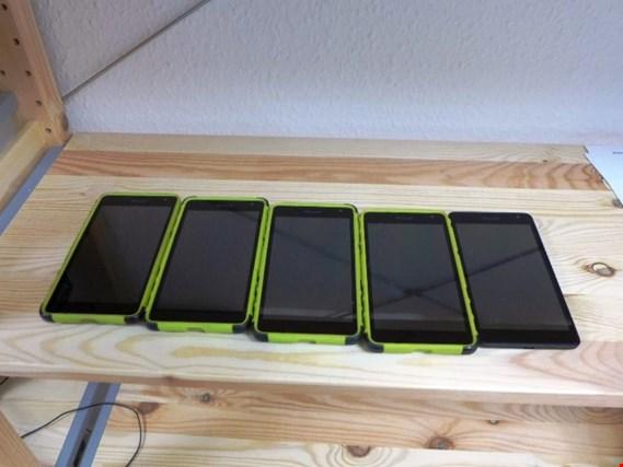 microsoft lumia 535 rm 1089 5 smartphones gebraucht. Black Bedroom Furniture Sets. Home Design Ideas