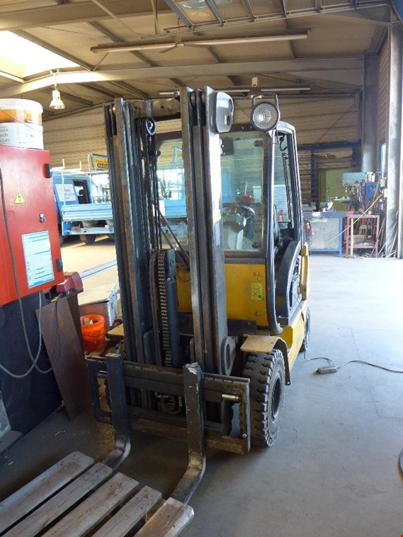 post auction sale factory and office equipment from the steel and metal construction sector, welding technology