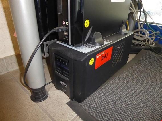 apc smart ups 750 notstromversorgung gebraucht kaufen. Black Bedroom Furniture Sets. Home Design Ideas