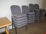 22 stacking chairs