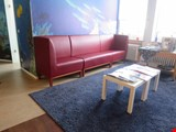 2 upholstered sofas