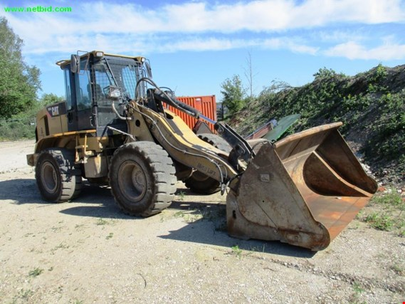 Post-auction-sale recycling and disposal machinery
