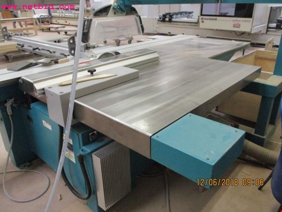 Used Martin T75 PreX sliding table saw for Sale (Auction
