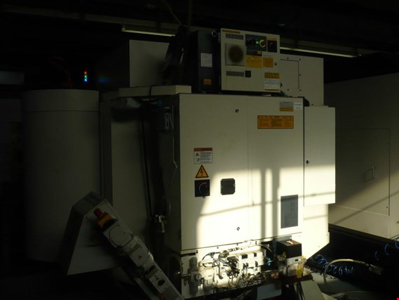 Machines for the production of high-precision turned and milled parts