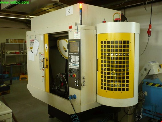 Used Fanuc Robodrill Plus Alpha-D21LiA5 High Power Version CNC-Bearbeitungszentrum for Sale (Trading Premium) | NetBid Slovenija