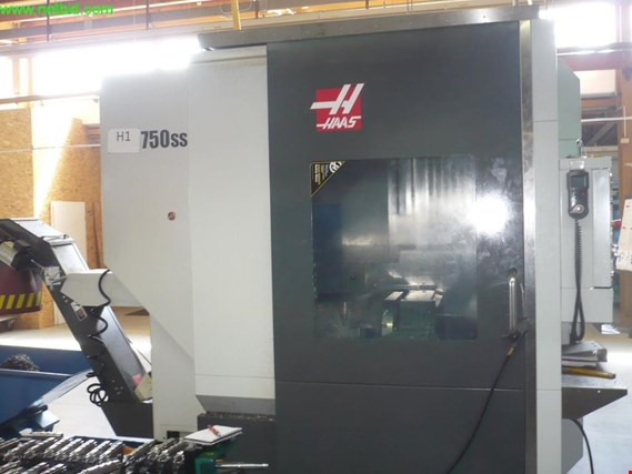 Used Haas UMC750SS CNC-Bearbeitungszentrum for Sale (Trading Premium) | NetBid Industrial Auctions