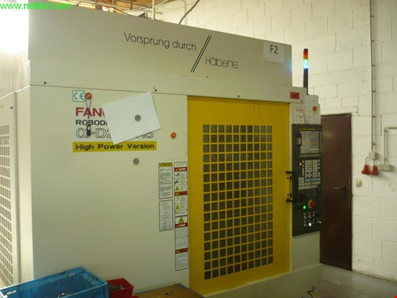 Fanuc Robodrill Plus Alpha-D21LiA5 High Power Version CNC-Bearbeitungszentrum kupisz używany(ą) (Auction Premium) | NetBid Polska