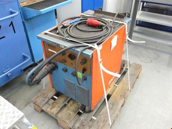 Used Dalex CGL 322 MAG-Schweißgerät for Sale (Online Auction)