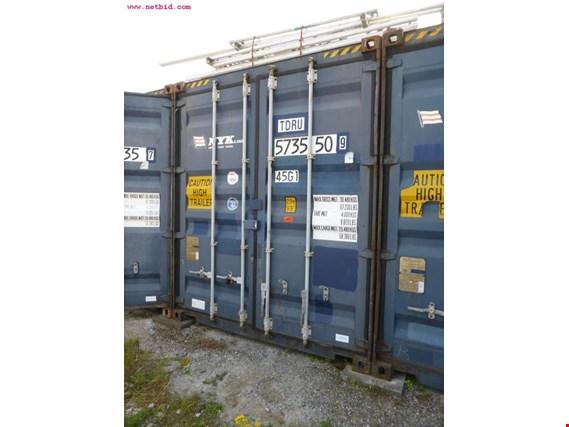 40´-Seecontainer gebraucht kaufen (Auction Premium)