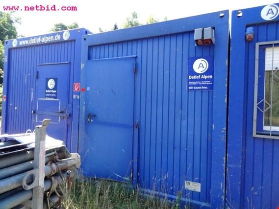 20´-Wohncontainer gebraucht kaufen (Auction Premium)