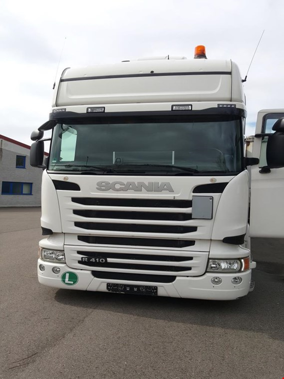 Scania R410 LA4x2 MEB Sattelzugmaschine  (Auction Premium)