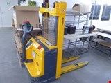 Jungheinrich EJC 10 electric drawbar stacker