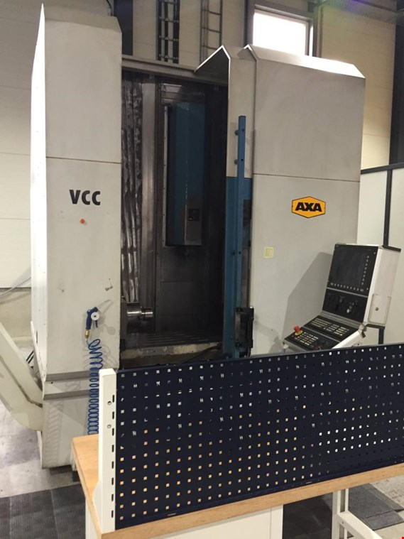 Used Axa VCC CNC Vertical Machining Center for Sale (Auction Premium)