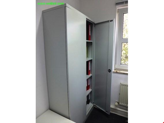 office metallschrank gebraucht kaufen trading premium. Black Bedroom Furniture Sets. Home Design Ideas