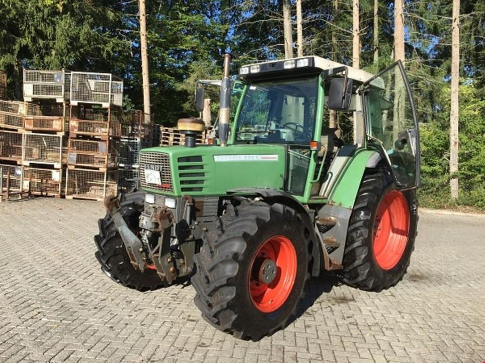 fischer poege favorit 509 2 c traktor schlepper gebraucht kaufen auction premium. Black Bedroom Furniture Sets. Home Design Ideas