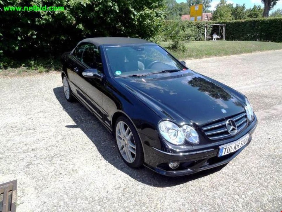 mercedes benz clk 320 cdi cabrio limousine gebraucht. Black Bedroom Furniture Sets. Home Design Ideas