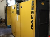 Kaeser central compressed air supply system