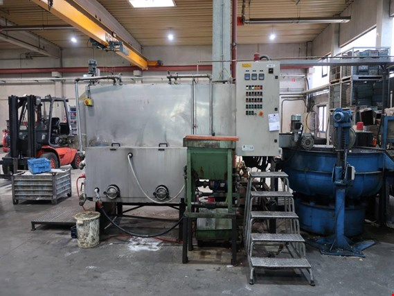 Used MEA 380/T continuous degreasing system for Sale (Trading Premium) | NetBid Industrial Auctions