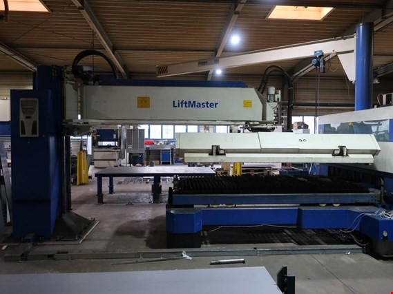 Used Trumpf TruLaser 5030 CNC laser cutting machine for Sale