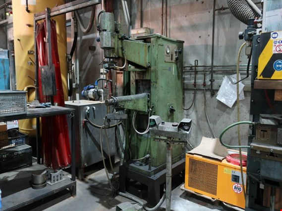 Used Dalex PMS 11-1 spot welding machine for Sale (Trading Premium) | NetBid Industrial Auctions