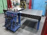 Siegmund standardised welding benches