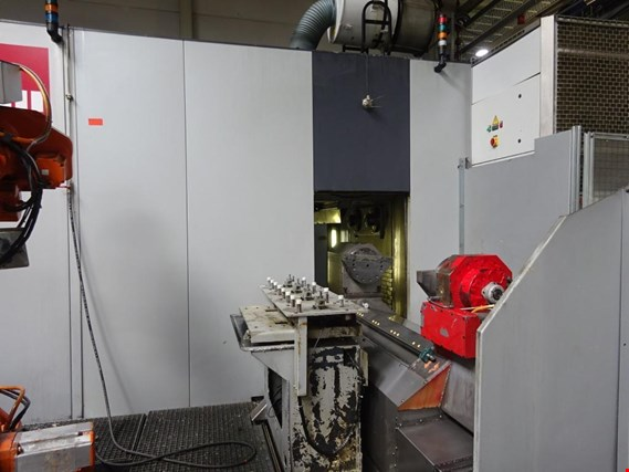 Machinery and equipment (Aluminium diecasting cells from the closing of a large automotive supplier)