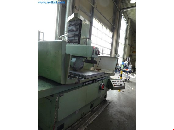 Used Minini PL8.10 Surface grinding machine for Sale (Auction Premium) | NetBid Industrial Auctions