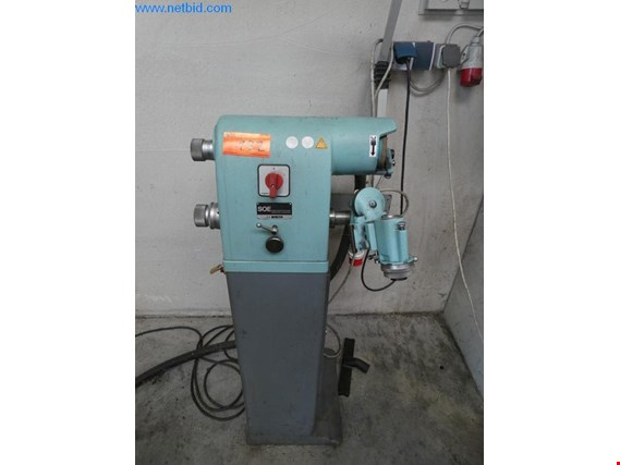Used Deckel SOE Tool Grinding Machine for Sale (Auction Premium) | NetBid Industrial Auctions