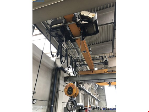 Konecranes Single girder bridge crane (Online Auction) | NetBid España
