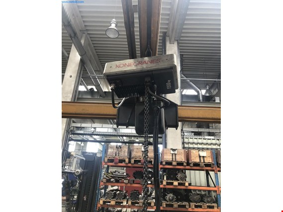 Konecranes Suspension crane system (Online Auction) | NetBid ?eská republika