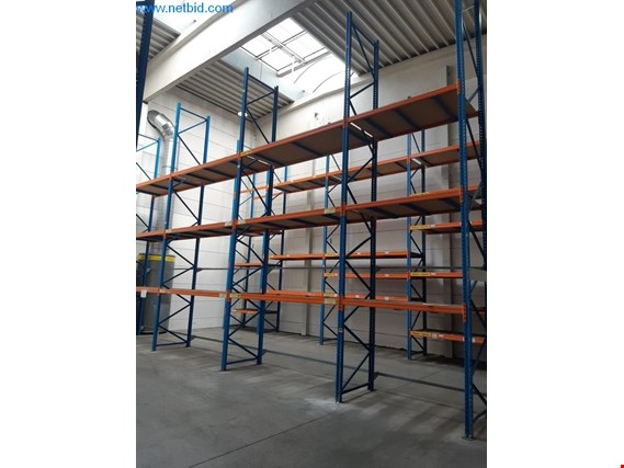 Heavy duty pallet racking (Online Auction) | NetBid ?eská republika